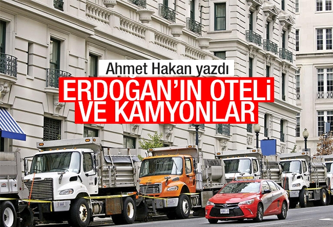 Ahmet Hakan : Washington'dayım...